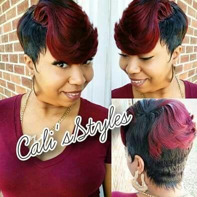 27 Pc Cute Sassy Hair Pretty Hair Color Short Weave Hairstyles