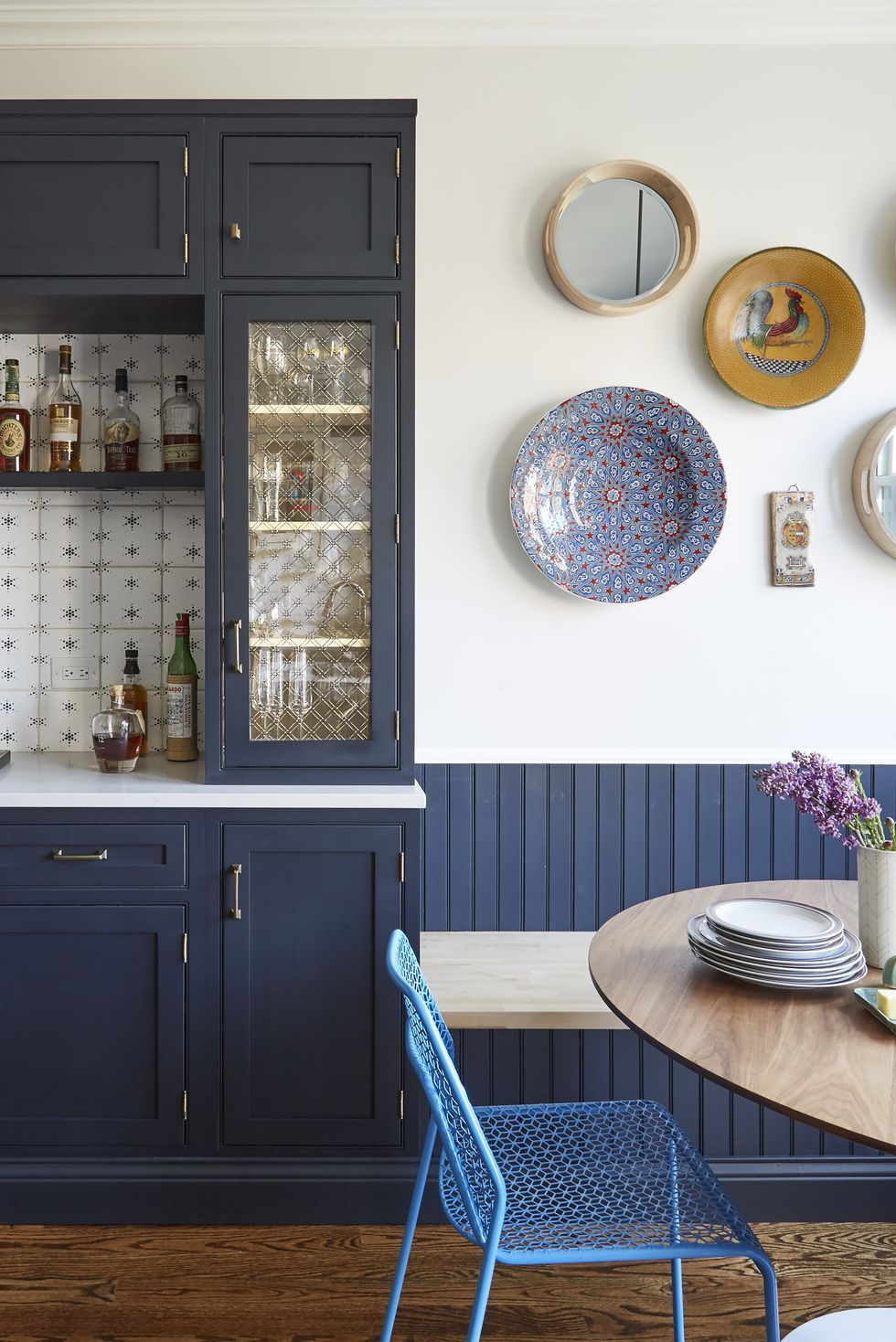 Beautiful Blue Kitchens That Will Instantly Calm Your ...