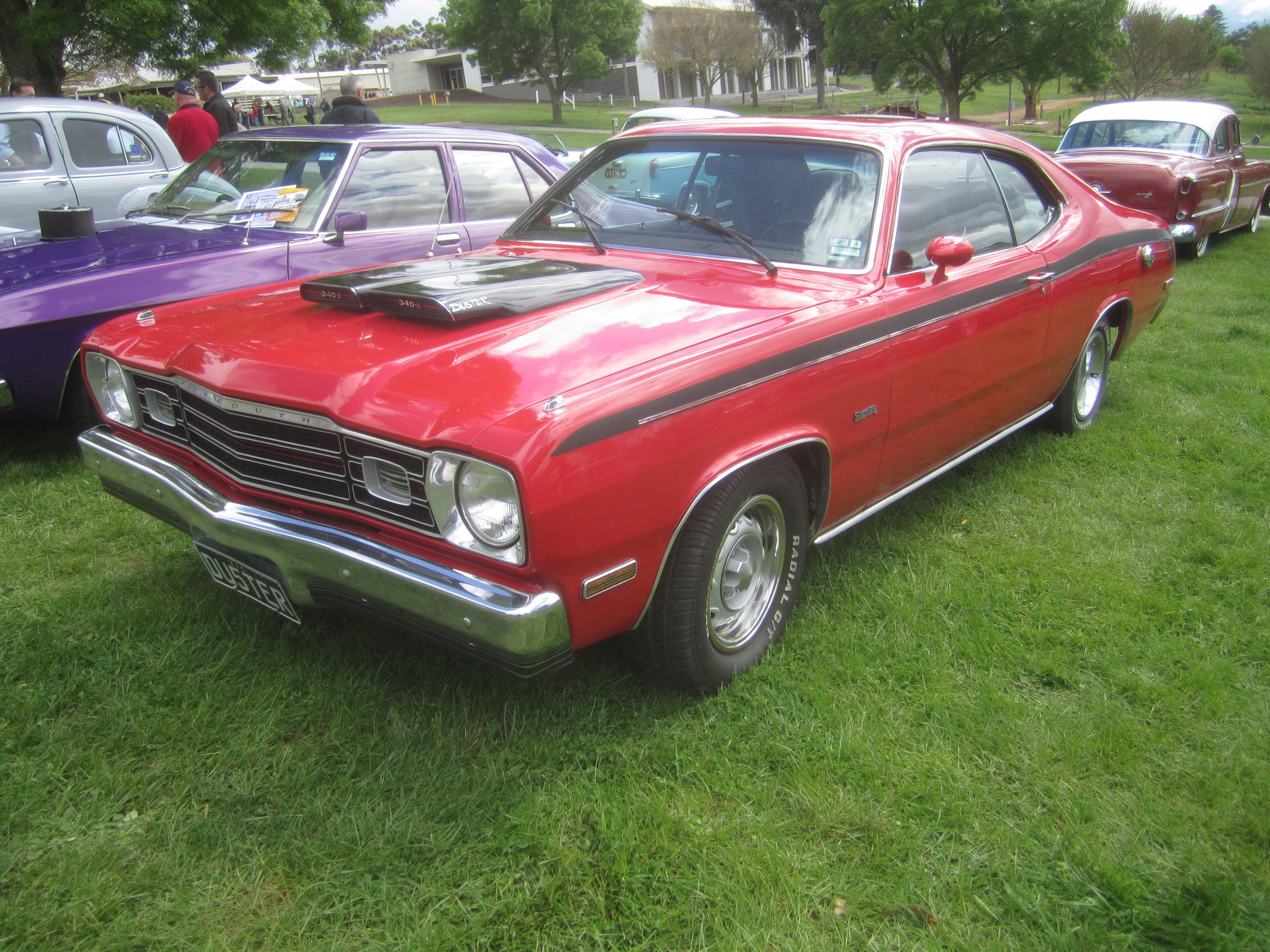 1973 Plymouth (Rapid Transit System) Duster 340   Nice Cars , Trucks ...