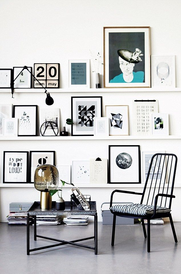 Interiors: Snap up the perfect shelfie | Consulting Room Ideas ...