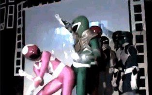 It's been a lively week for animated images. We found GIFs of the Power Rangers dancing inappropriately and another of a hugging cat.