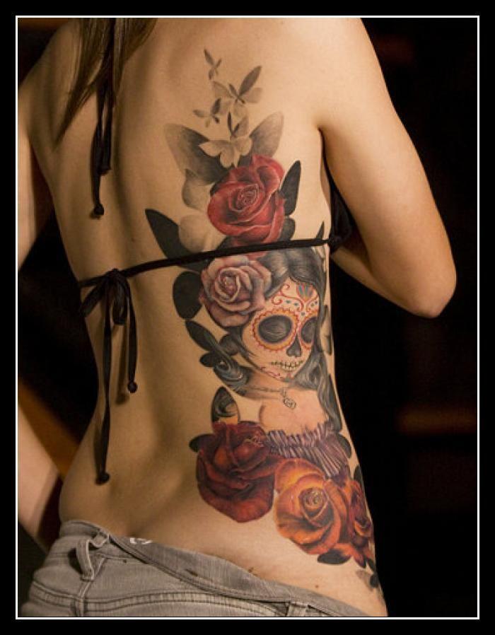 Cioè, io mi vorrei fare un tatuaggetto, però... O.o