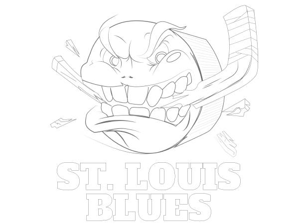 Blues Coloring Book