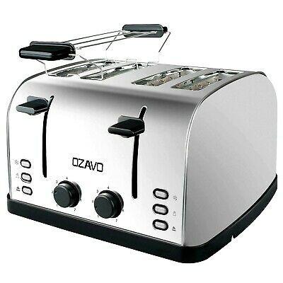BWare 🍞 Toaster 4 Scheiben 7 Bräunungsstufen
