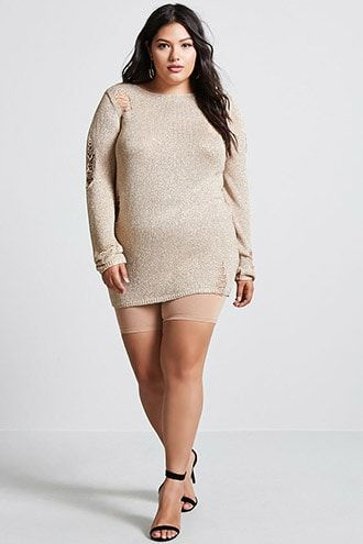 Plus Size Sweaters + Cardigans | Forever21