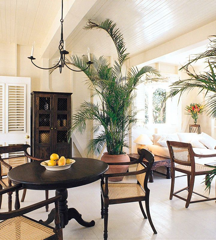 18 Tropical Dining Room Designs Ideas: Strawberry Hill Caribbean Country Dining Romance Romantic