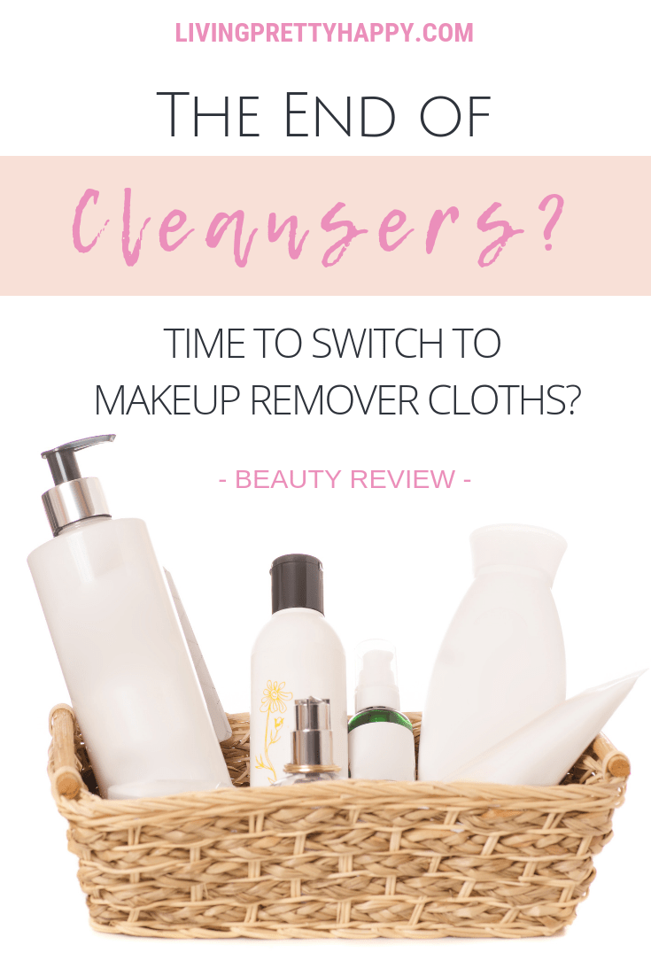 Afterspa makeup remover cloth the end of cleansers? Read