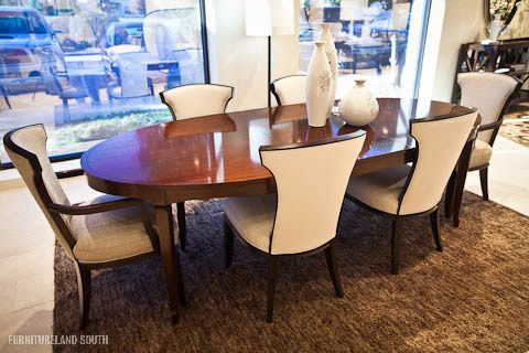 Barbara Barry By Henredon Bowmont Dining Table