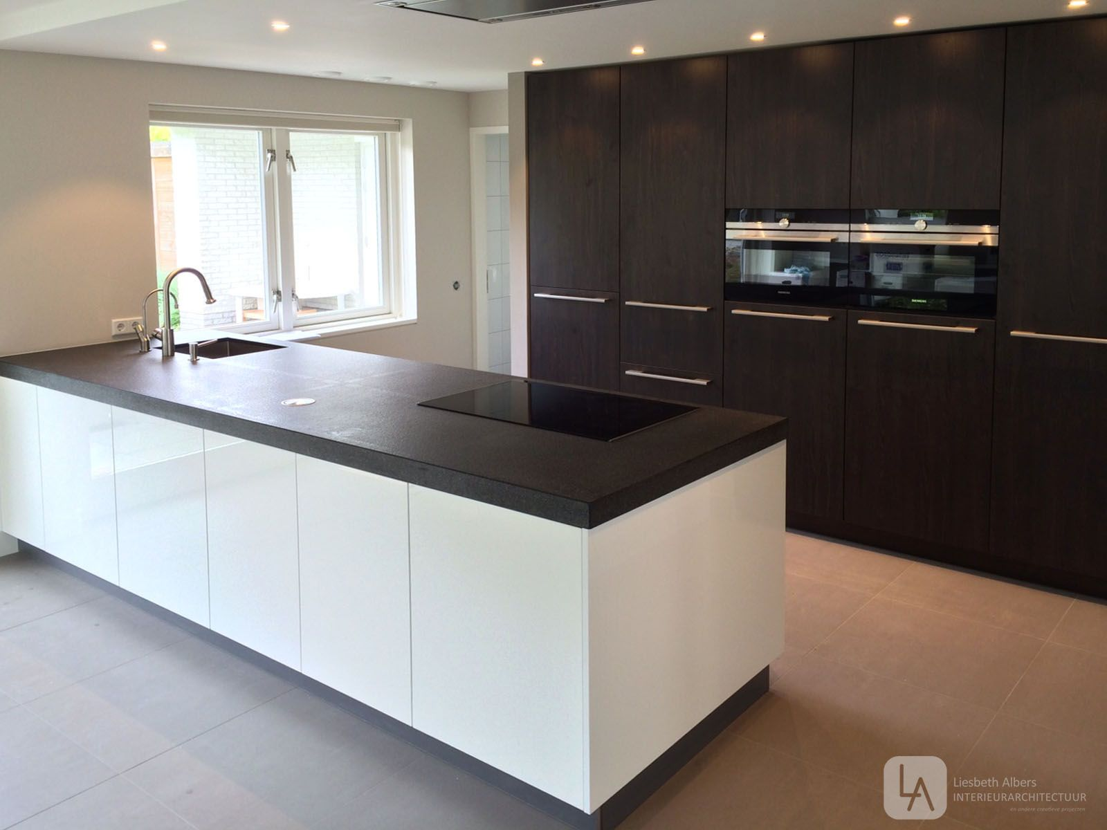 Keuken Door Liesbeth Albers Interieurarchitectuur Keuken Ontwerp Keuken Idee Keuken Wrappen