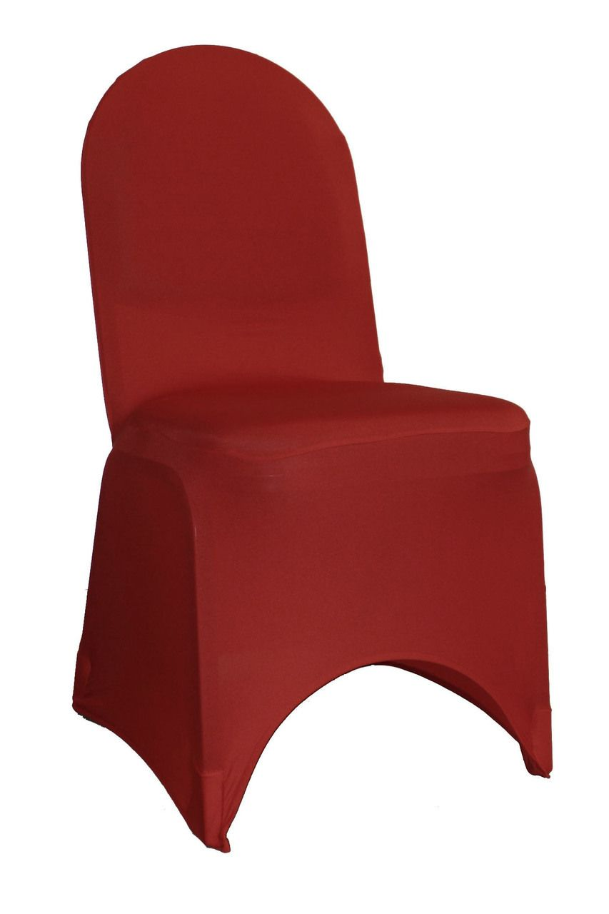 Your Chair Covers Stretch Spandex Banquet Chair Cover Burgundy Our Products