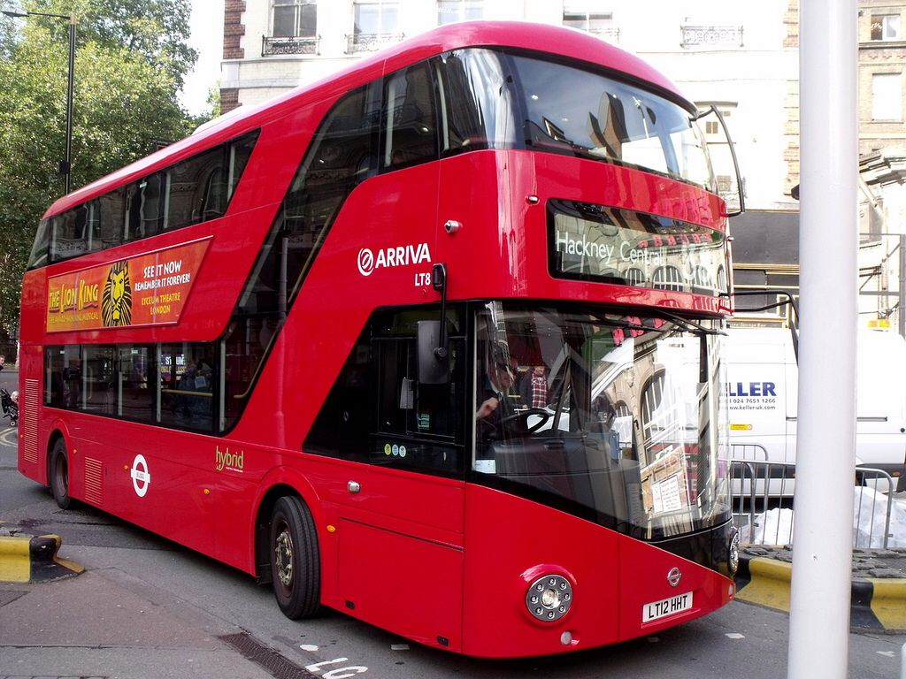 New Bus For London New Bus Bus Double Deck Bus