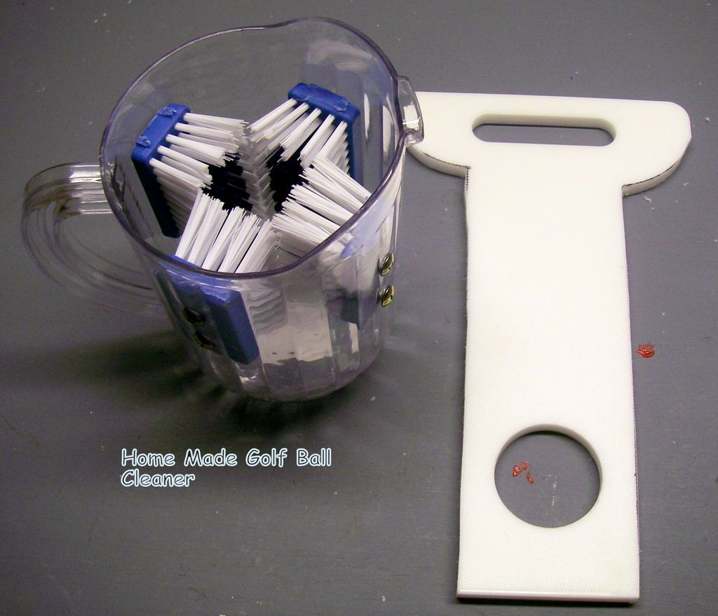 Home Made Golf Ball Washer For 10 00 Frugal Ideas And