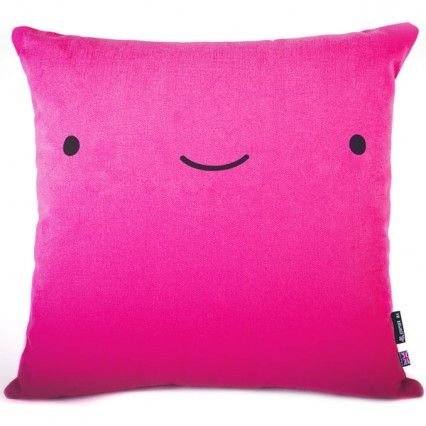 Yo Kawaii Cushion Friend  Mimii is part of Red Home Accessories Colour - Make a bright and bold addition to your interior space, with Yo Kawaii's Mimii the Cushion Friend  At 42x42cm in size and boasting a hotpinkhue, Mimii is sure to enliven any sofa or bed and will ensure you have a striking addition to your home  Made from 100% emerized cotton and full of premium polyesterfill, Mimii boasts an extremely highquality finish and feel, ensuring this Cushion Friend will be a luxurious softfurnishing for you to relax on  Alongside premium functionality and finish, Mimii the Cushion Friend from Yo Kawaii has joyfully brightaesthetics, with a Japanesedesigninspired, simple smilingexpression, which is sure to put the whole household in a great mood  A thoughtful and unique gift for lovedones, the British made Cushion Friend will cheer any recipient up, and would make the ideal housewarming present for those who enjoy a giggle  With such character (Mimii likes baking and eating strawberry ice cream), this Cushion Friend from Yo Kawaii, will bring a sense of fun to any room of the house and will make a friendly companion to come home to  A lively addition on their own, Mimii also loves hanging out with any of the other 5 Cushion Friends in the range (Kasumii and Mimii are best friends), so you could expand the colourful gang! And what sort of a social life would Mimii have without their own Twitter account (we are not fibbing), you can follow Mimii here @Mimii YK   Yo Kawaii Cushion Friend  Mimii Specifications Material 100% cotton cover (removable), premium polyester filling Dimensions 42 x 42cm Cover is machine washable at 30º Product code CFMIM