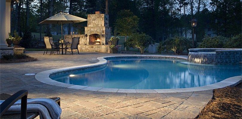 Urbana Stone Backyard Landscaping Designs Patio Deck Designs