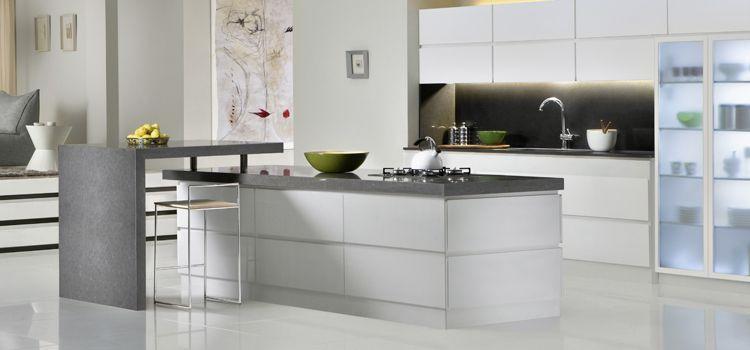 Unsere #Granit #Küchenarbeitsplatten sorgen für die beste Grundlage ...