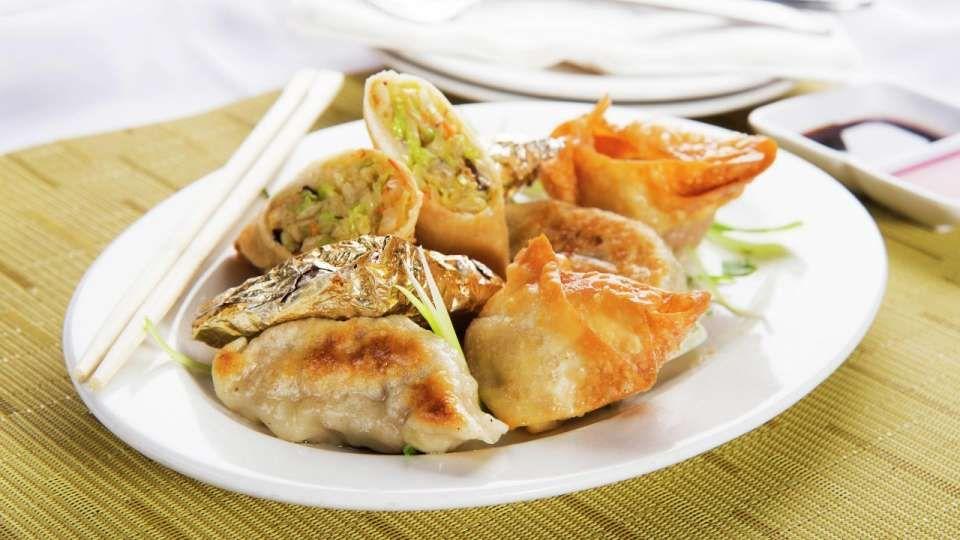 Chinese Buffet Chin Chin Cafe Sushi Bar New York New York Hotel Casino Sushi Bar Food Traditional Chinese Food