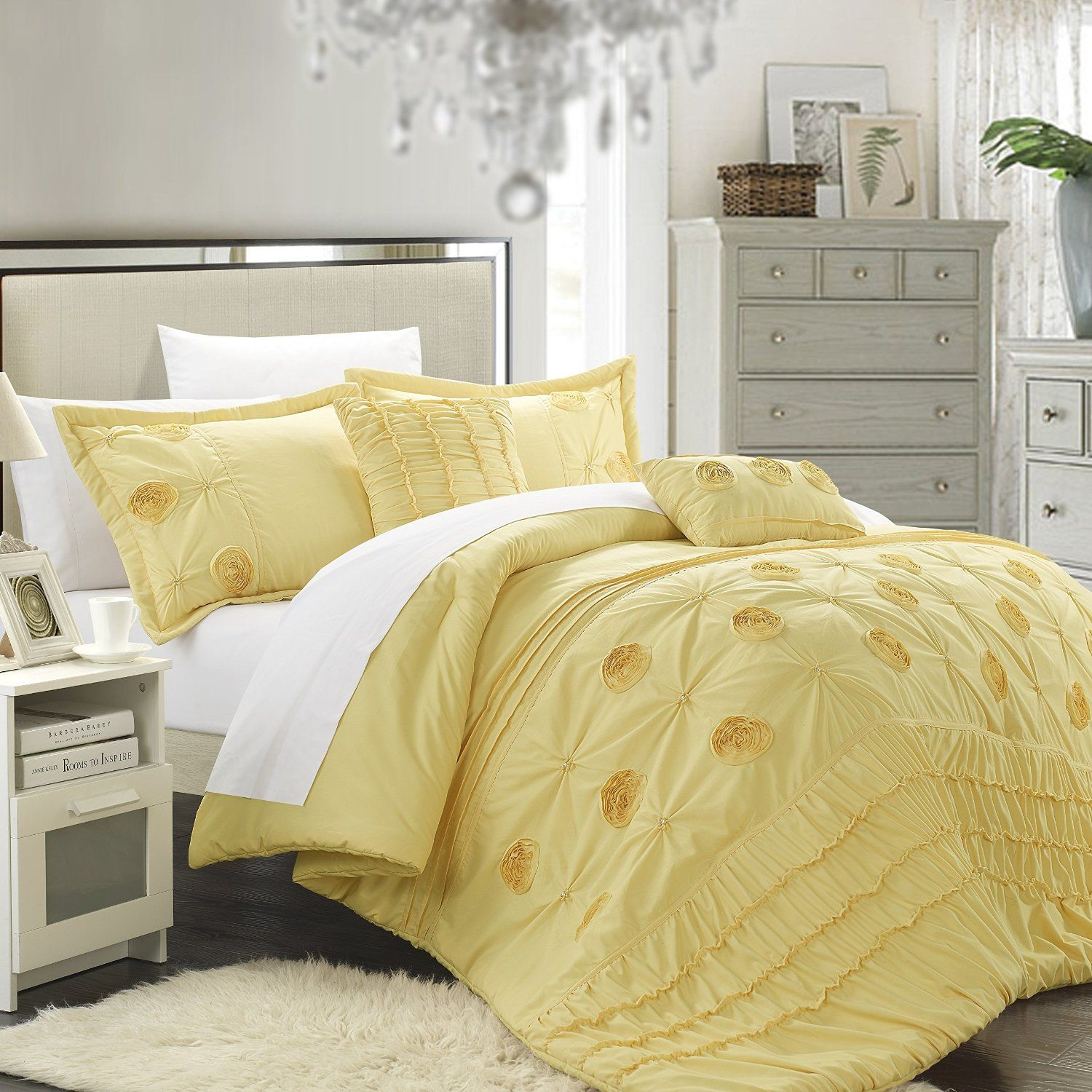 Yellow Comforters And Bedding Sets Yellow Bedding Comforter