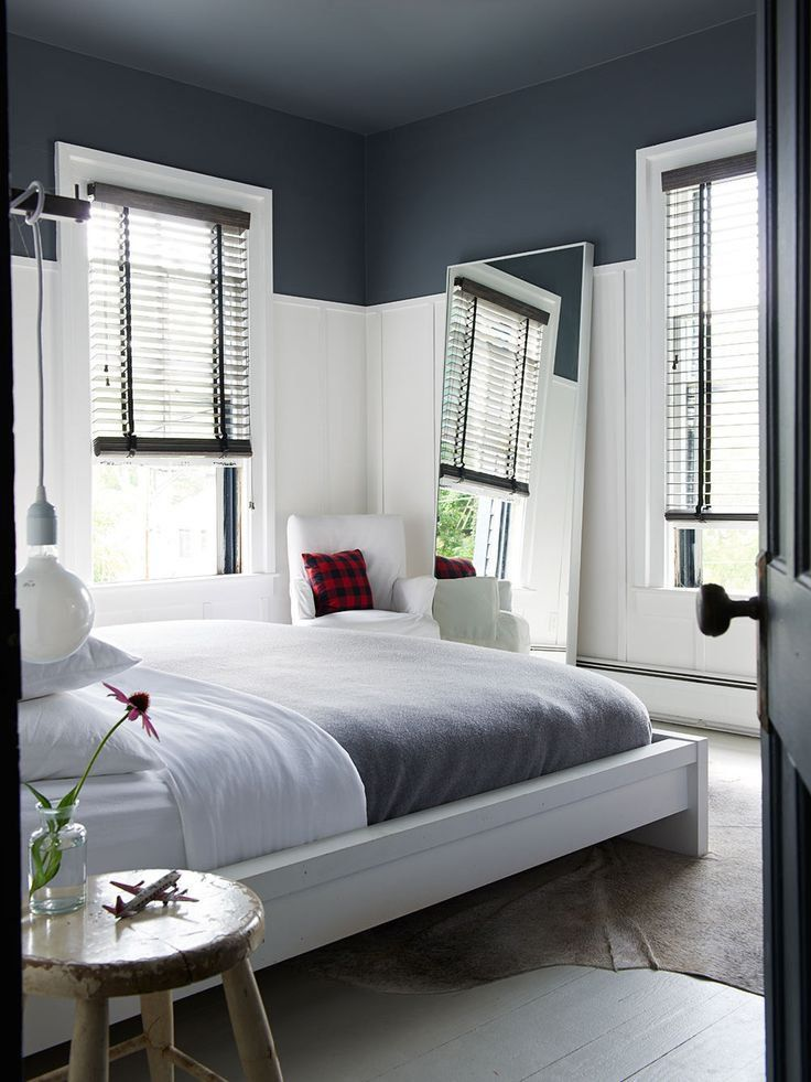 Painted Ceilings Indoors And Out Home Bedroom Half