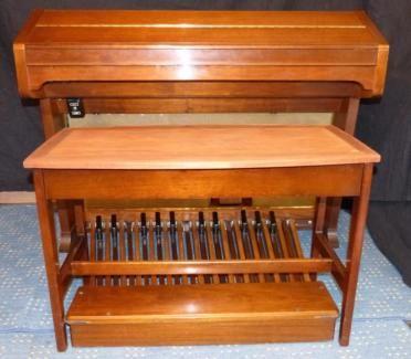 Hammond Orgel A 100 in Saarland Losheim am See