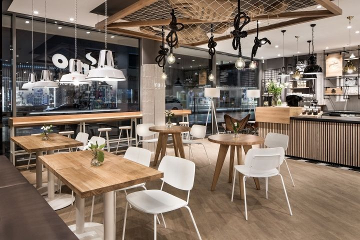 primo cafe bar by dittel architecten, tübingen – germany | café, Innenarchitektur ideen