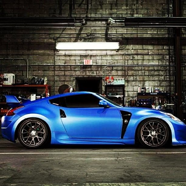 Car Nissan 370z Tuning Stance Lowered Garage Jdm: Cars, Nissan 370Z, Nissan