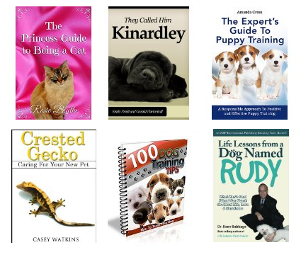 6 free ebooks about dogs and animals (no Kindle required, but do verify the price is still $0.00 before downloading each one)