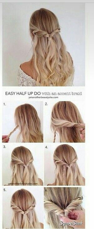 Easy Prom Hairstyles Pinchloe Christensen On Hair Designs  Pinterest