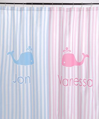 I Want This For My Kids Bathroom Personalized Shower Curtain