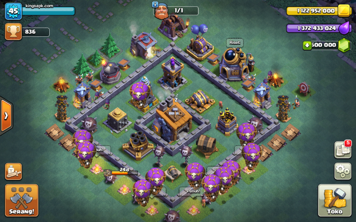 Nulls Clash Coc Private Server 2018 Update Latest Download