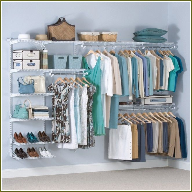 Closet Organizers Lowes Product Designs And Images Hacer Un