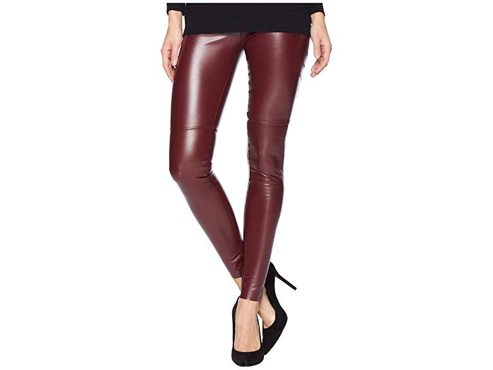 908371cdacf Wolford Estella Leggings (Merlot) Women's Casual Pants. Please note ...