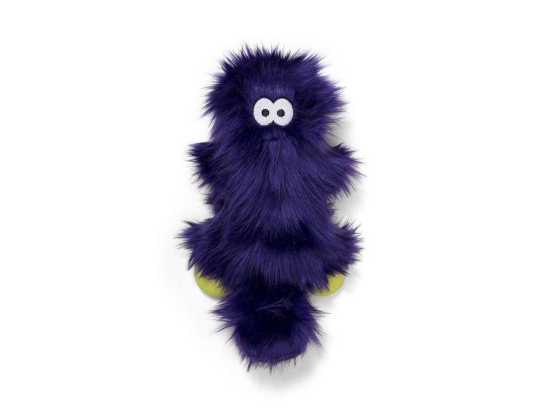 Interactive Dog Toys Exercise West Paw Rowdies Sanders Dog Toy Purple            - Statelinetack.com