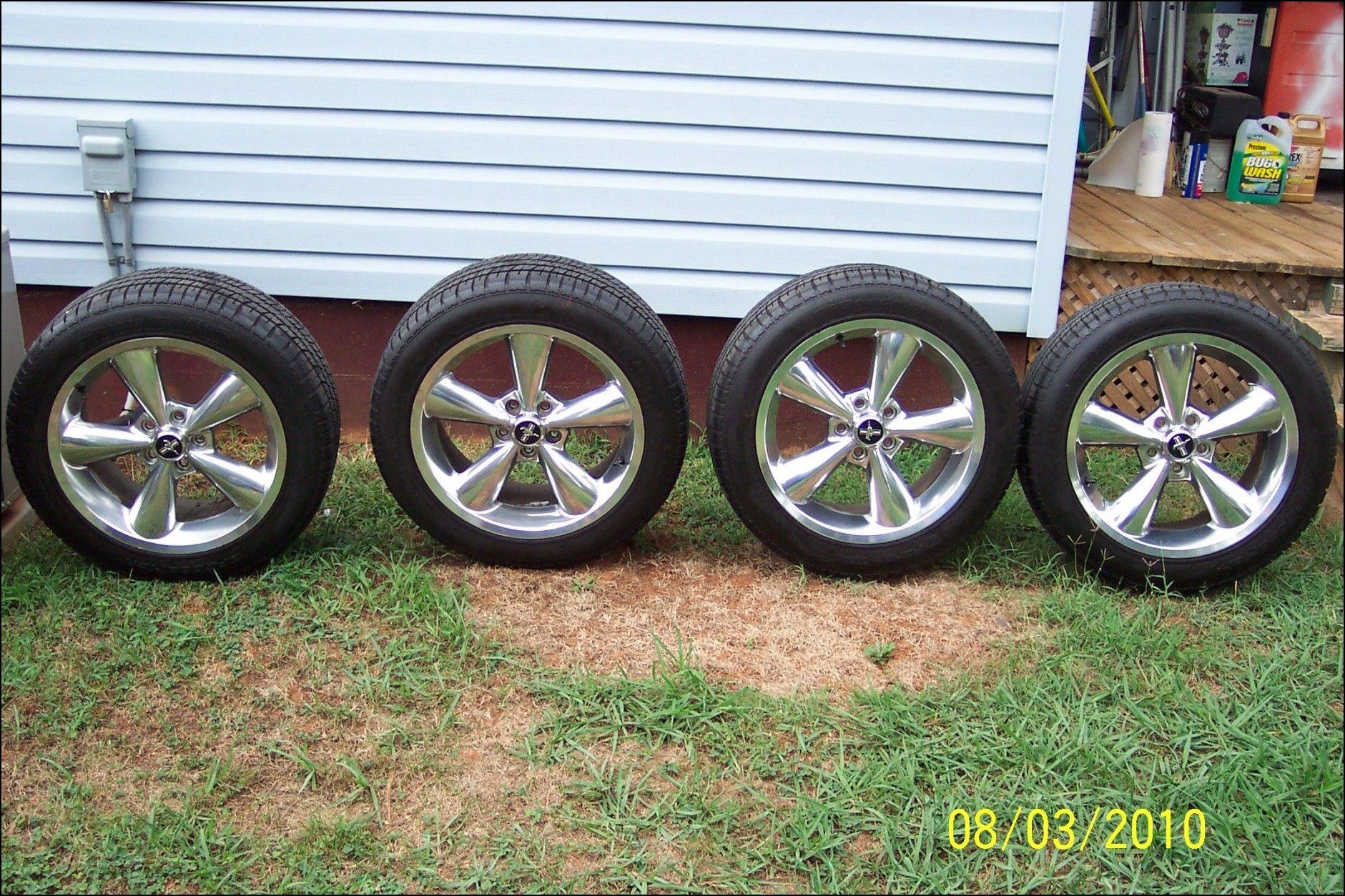 Mustang Bullitt Wheels for Sale Wheels Tires Gallery