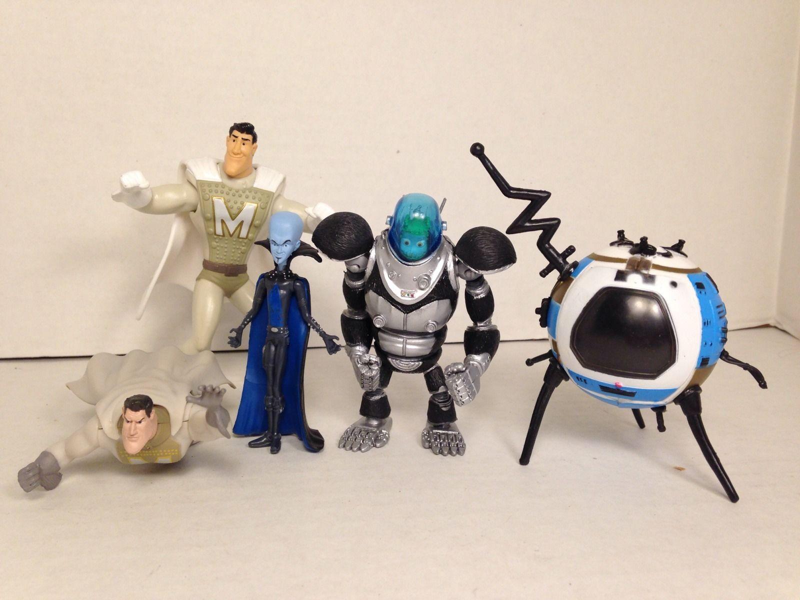 Megamind toys