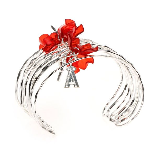 Los Angeles Angels of Anaheim Celebration Bracelet, $42.99 http://shareasale.com/m-pr.cfm?merchantid=62865&userid=646297&productid=616363217&afftrack=