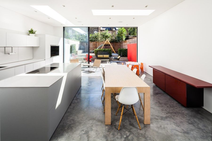Chiswick House by AU Architects 04