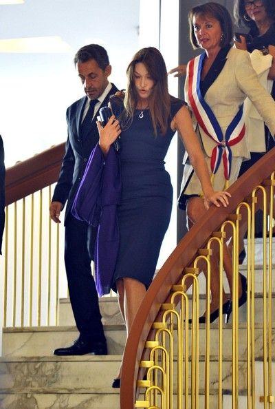 Carla Bruni Sarkozy Photos Photos Celebs At Farida Khelfa S Wedding Carla Bruni Fashion Celebs