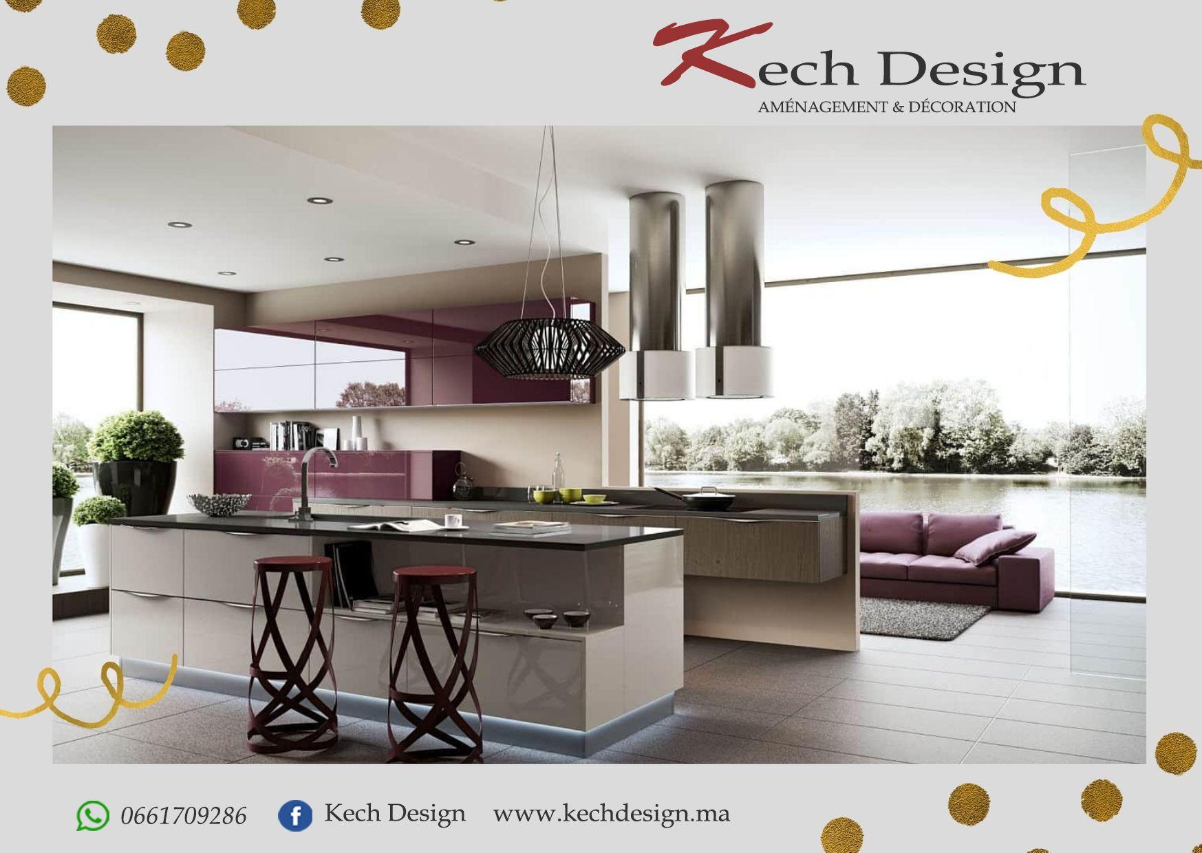 Cuisine Moderne Cuisine Moderne Décoration Intérieure Décoration De Cuisine