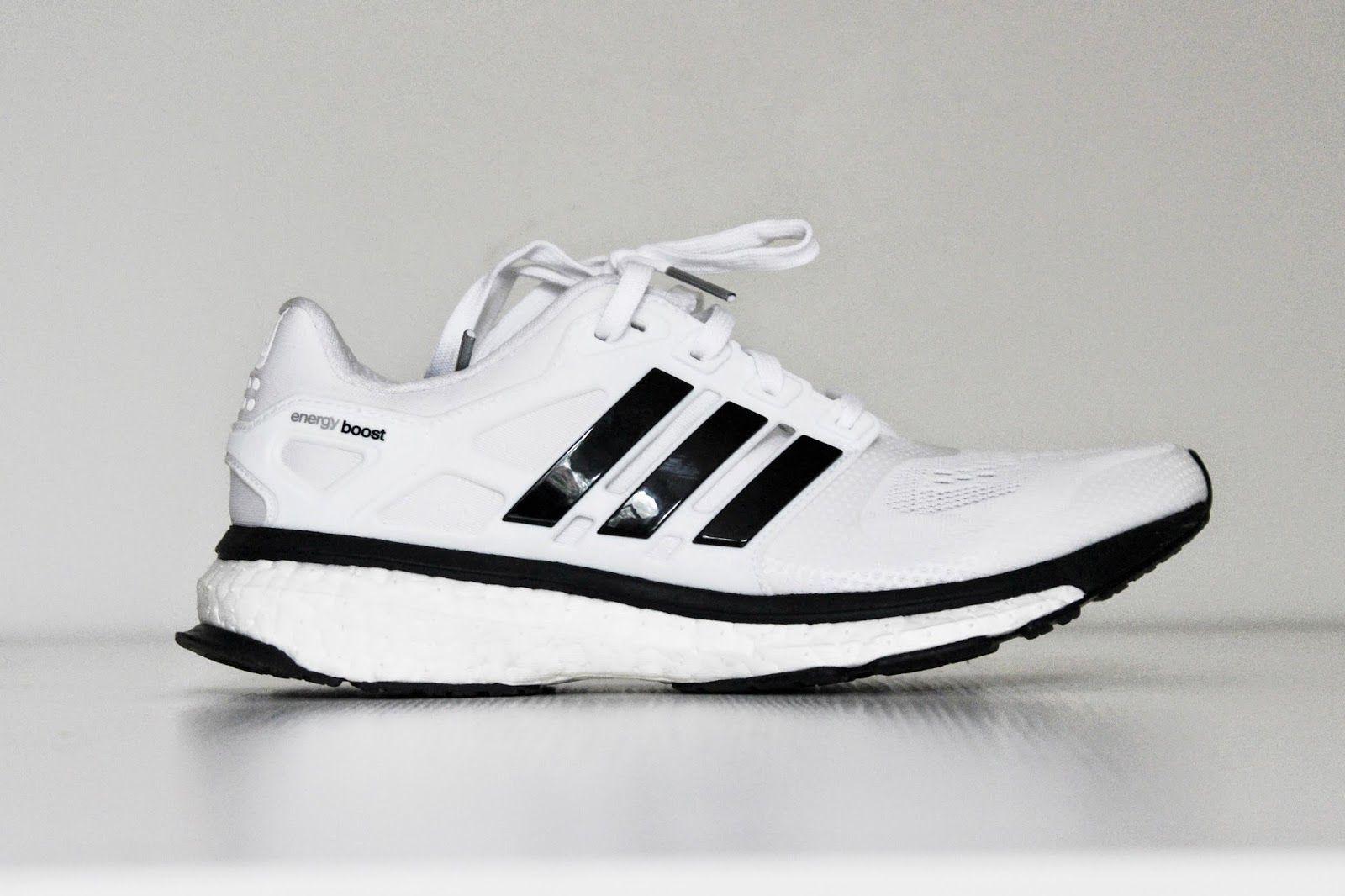 Adidas Energy Boost White