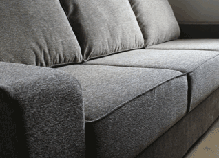 A Sofa With Piping Detail Images