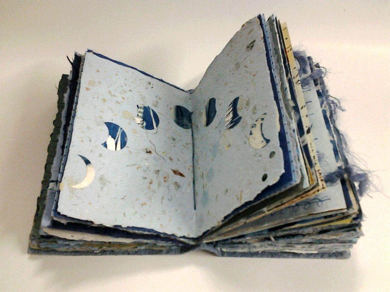 Livres d artiste   Livre d'artiste, La fabrication de ...
