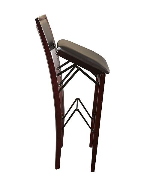 Prime Keira Folding Bar Stool Brown Bar Stools In 2019 Bar Camellatalisay Diy Chair Ideas Camellatalisaycom