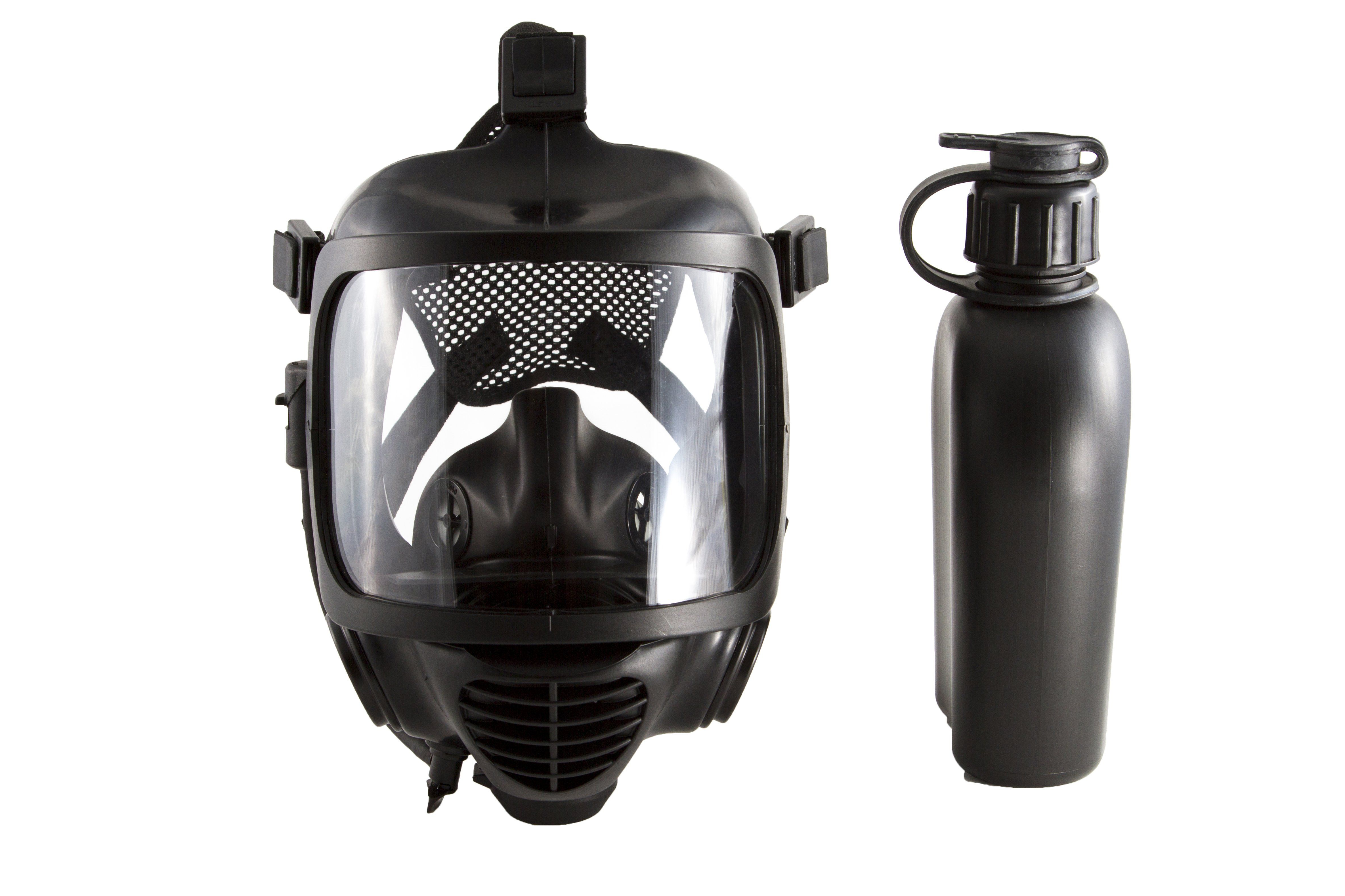 CM6M Tactical Gas Mask FullFace Respirator for CBRN