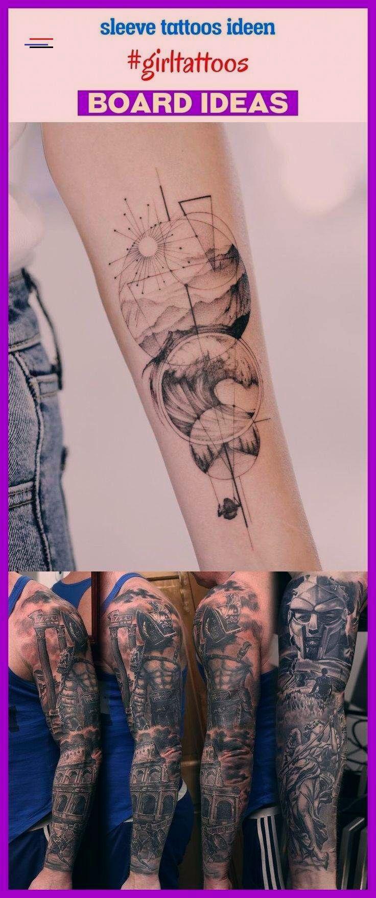 Unique Tattoo Designs For Men Half Sleeves