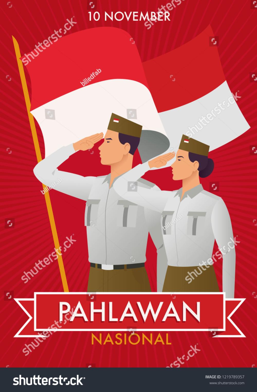 Gambar Pahlawan Nasional Hd