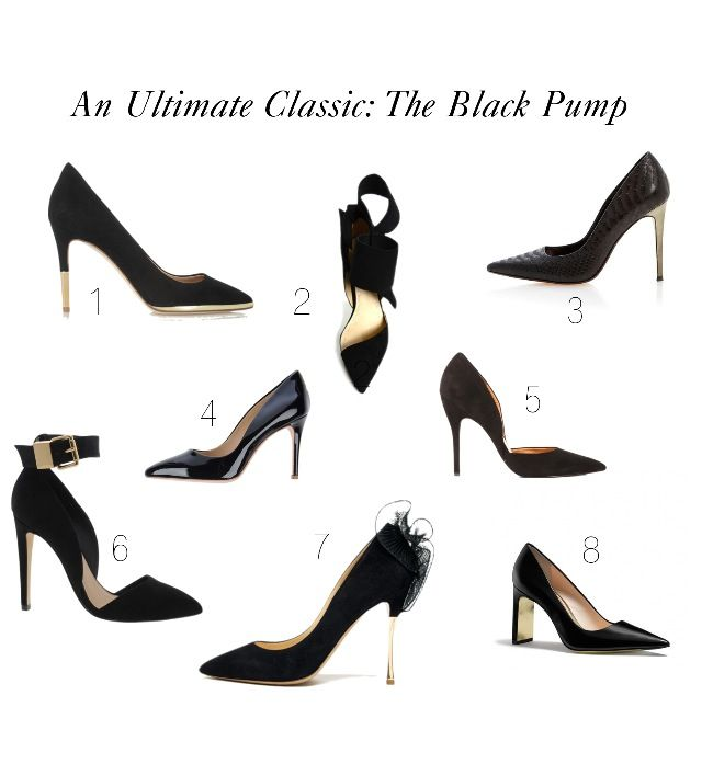 e5e56133cf92d The classic sexy black pump! Gorgeous sight to see!! | Shoes | Black ...