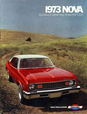 1973 Nova Chevrolet Classic Cars Muscle Old Classic Cars