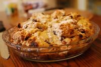 The season of green is upon us once again and a Saint Patrick's Day celebration wouldn't be complete without a hearty piece of Irish soda bread. Reminiscent of a large scone, this recipe y...