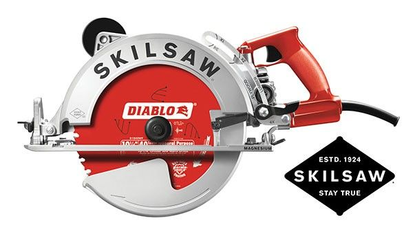 Skilsaw Introduces New Sawsquatch 10 1 4 Inch Worm Drive Saw Spt70wm 22 Worm Drive Circular Saw Worm Drive Best Circular Saw