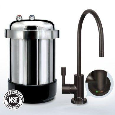 WaterChef under-sink water filtration system | Kitchen Sinks ...